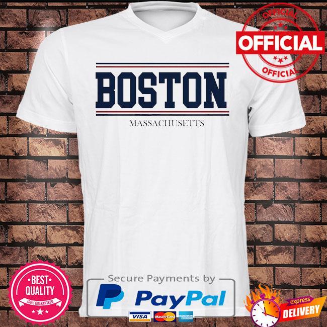 Boston massachusetts shirt