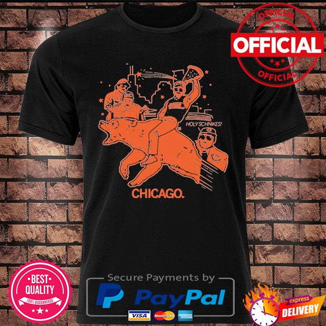 Chicago holy schnikes shirt