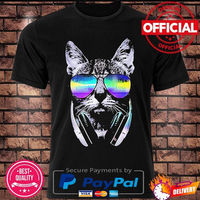 Cool cat check meowt got to be kitten shirt
