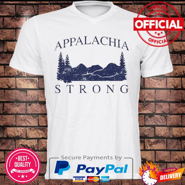 Mountain appalachia strong 2021 shirt