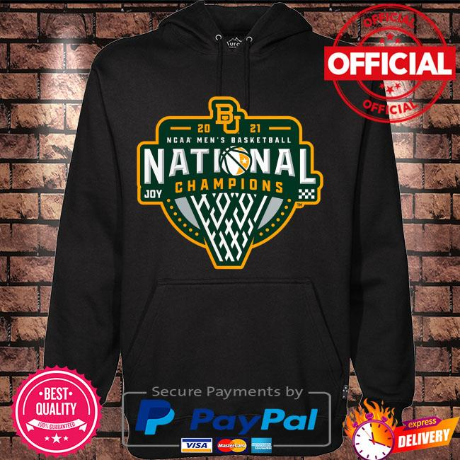2021 Ncaa ,men's basketball national champions s Hoodie black