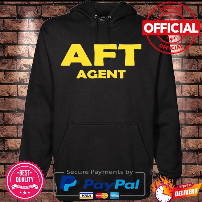 Aft agent s Hoodie black