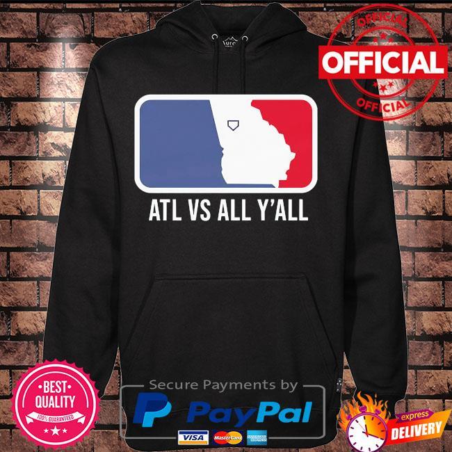 Atl vs all y'all s Hoodie black