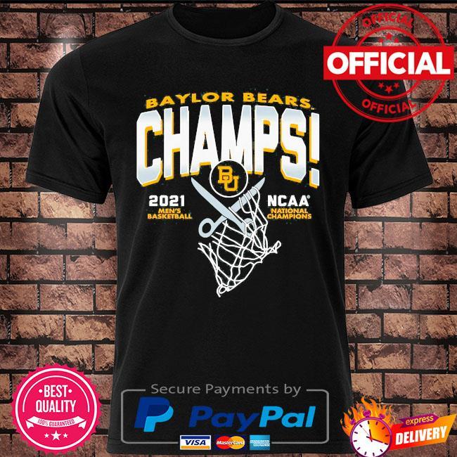 Baylor bears blue 84 youth 2021 ncaa men's basketball national champions shirt