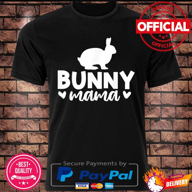 Bunny mama mother's day us 2021 shirt