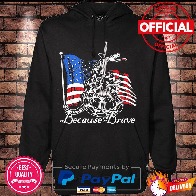 Demolition ranch because of the brave veterans day s Hoodie black