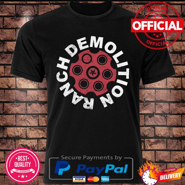 Demolition ranch red hot demo shirt