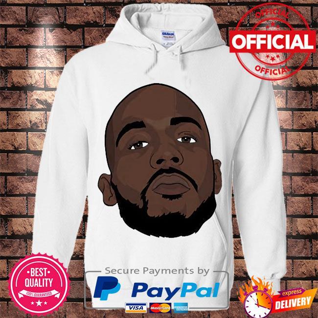 Dmx face hip hop s Hoodie white