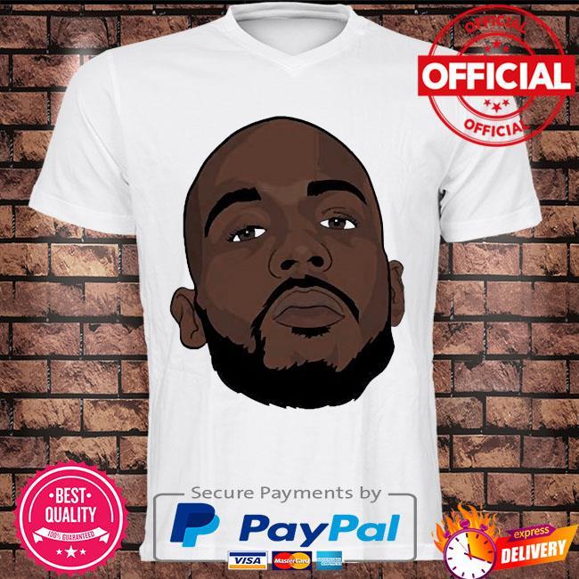 Dmx face hip hop shirt