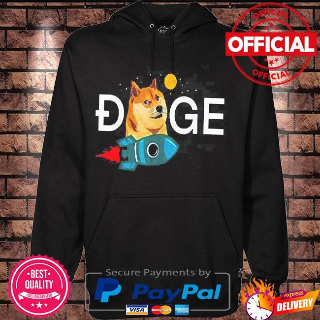 Dogecoin 2021 s Hoodie black