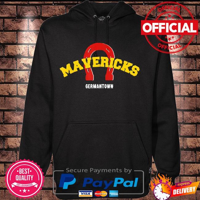 Germantown mavericks madison ms school spirit s Hoodie black