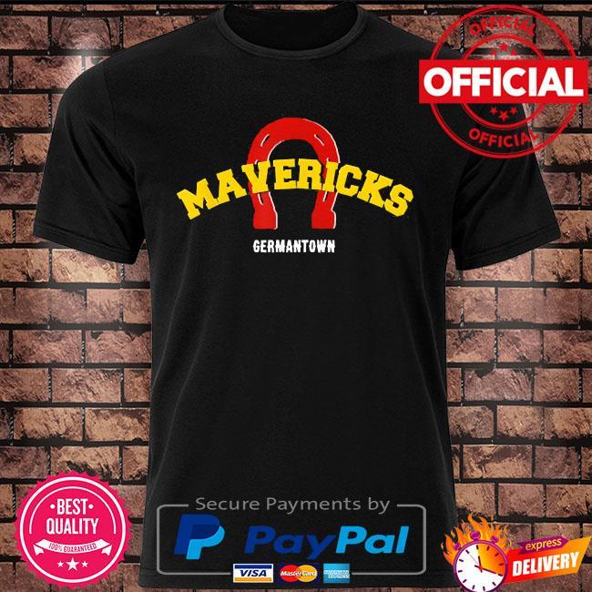 Germantown mavericks madison ms school spirit shirt