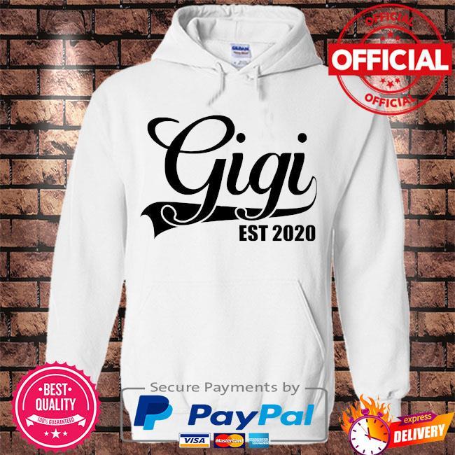Gigi est 2020 s Hoodie white