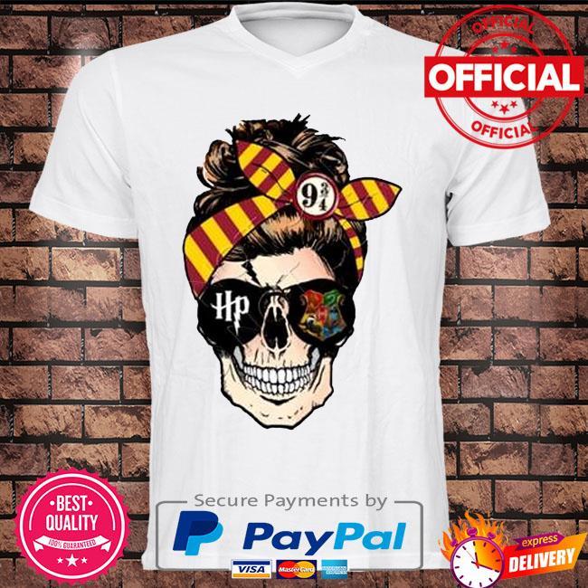 Harry Potter Mom Skull shirt