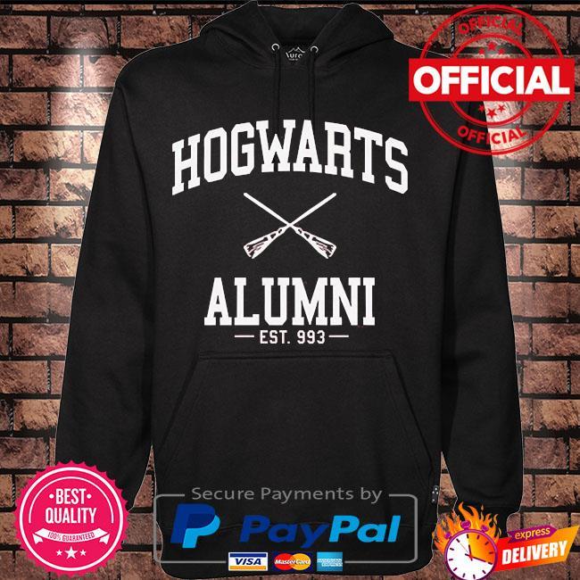 Hogwarts alumni est 993 s Hoodie black