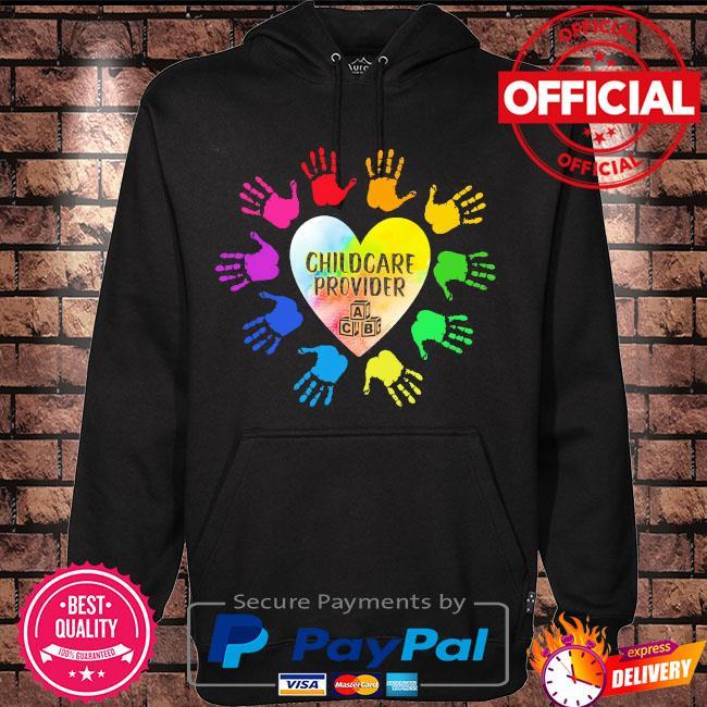 LGBT childcare provider s Hoodie black