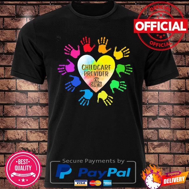 LGBT childcare provider shirt