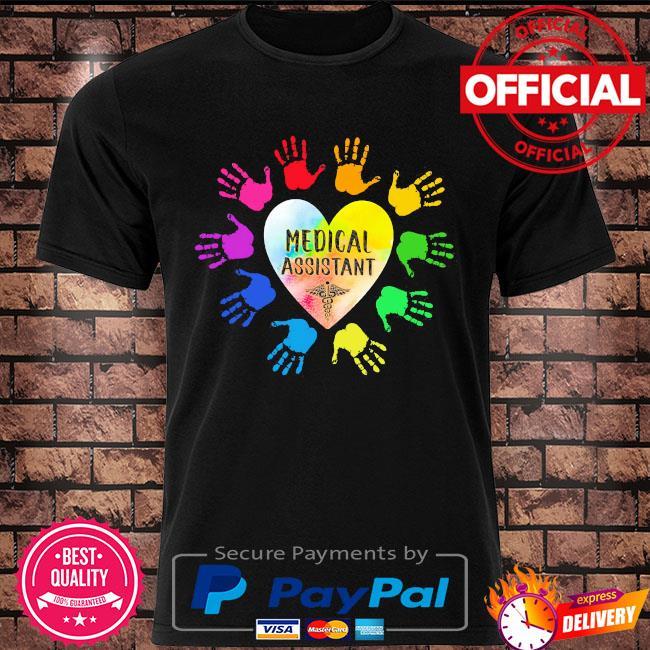 LGBT Medical assistant shirt