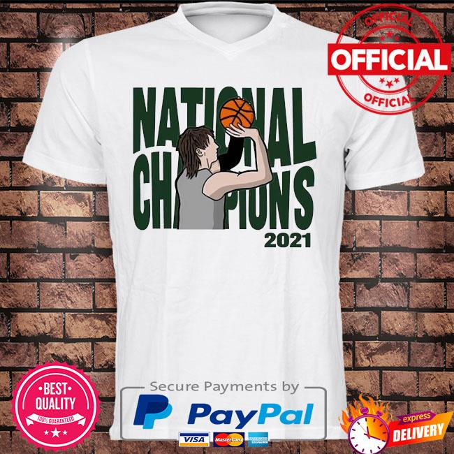 National Champions 2021 shirt