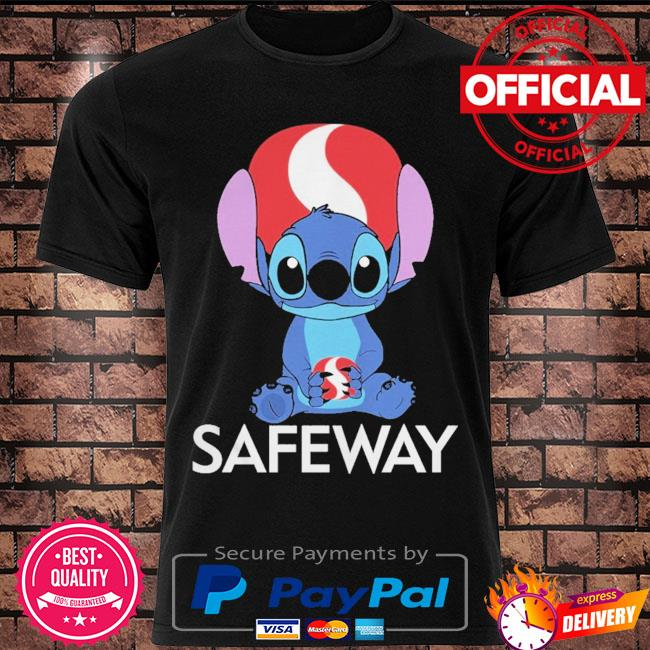 Official Baby stitch hug Safeway 2021 shirt