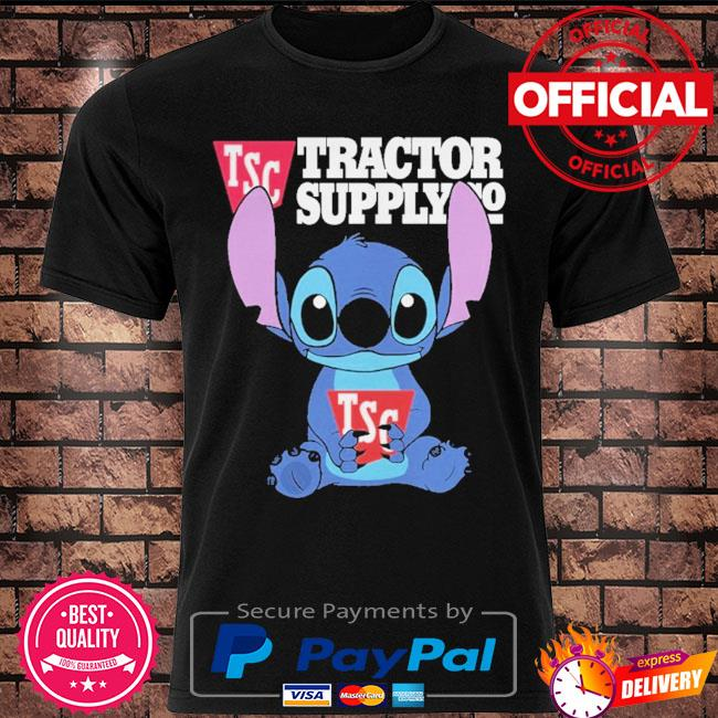 Official Baby stitch hug tsc tractor supply 2021 shirt