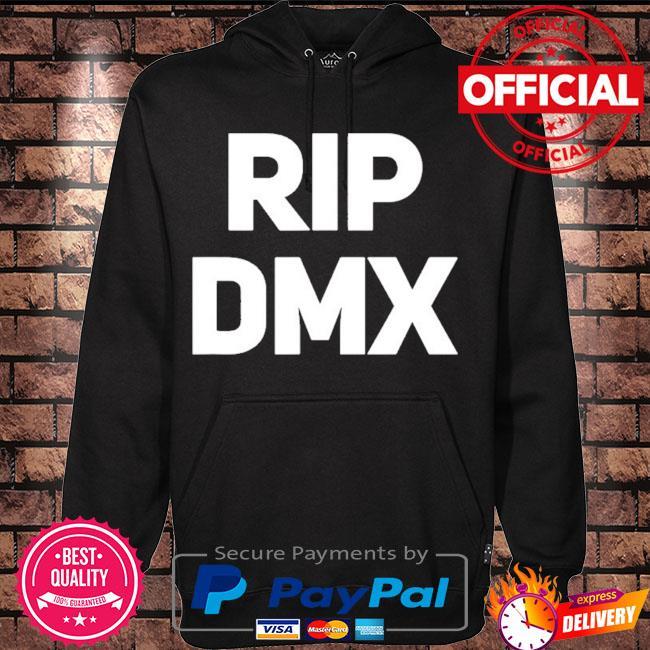 Official Rip dmx s Hoodie black