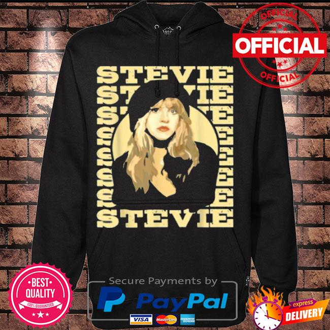 Official Stevie shirts nicks s Hoodie black