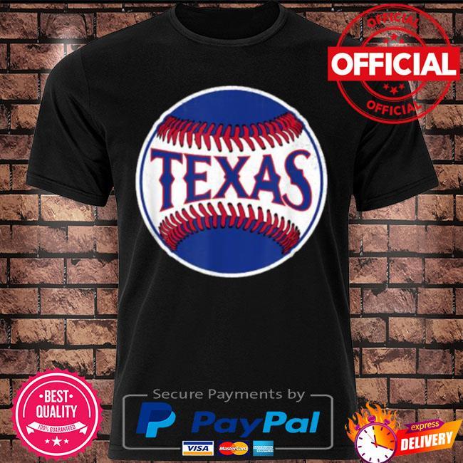 Official Texas baseball tx vintage shirt