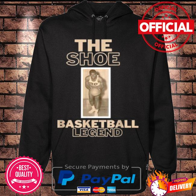 Official The shoe basketball legend s Hoodie black