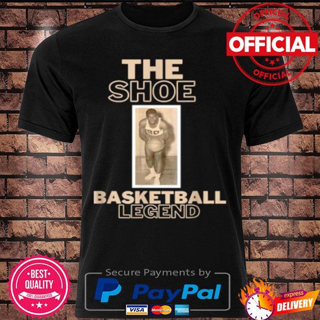 Official The shoe basketball legend shirt
