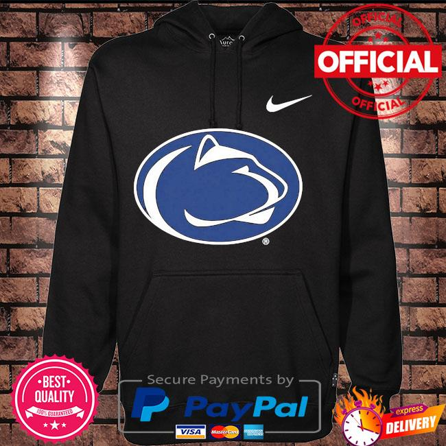 Penn state nittany lions nike newborn and infant logo bodysuit s Hoodie black
