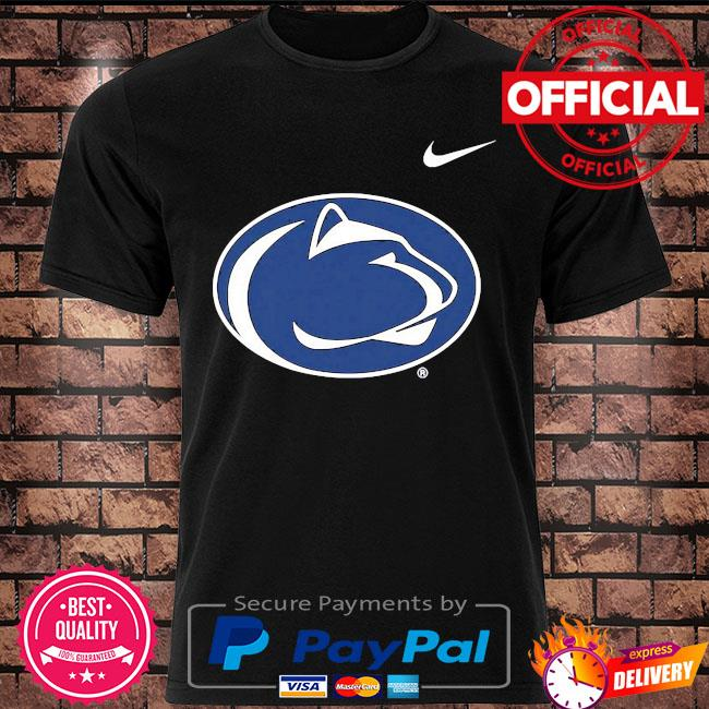 Penn state nittany lions nike newborn and infant logo bodysuit shirt