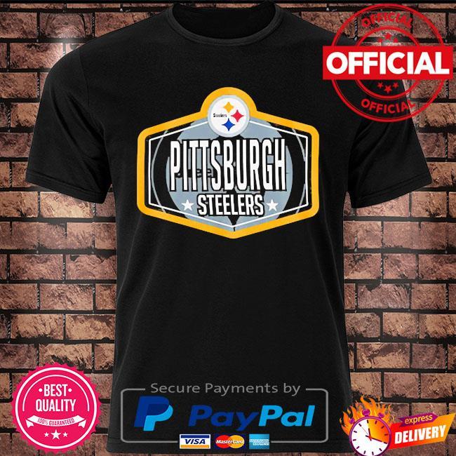 Pittsburgh steelers new era 2021 nfl draft hook shirt