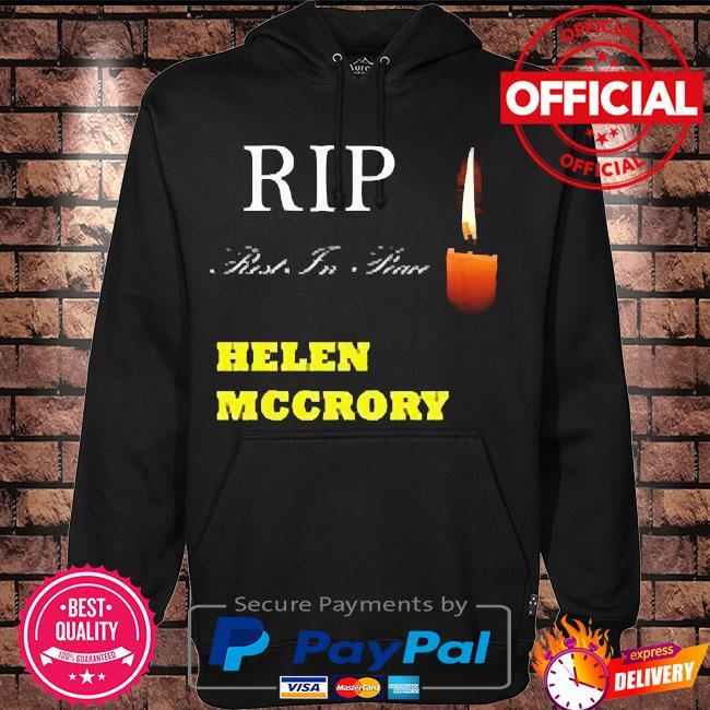 Rip helen mccrory rest in peace s Hoodie black