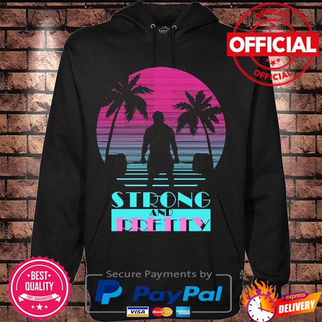 Robert oberst strong and pretty s Hoodie black