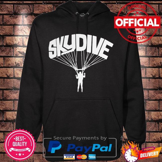 Skydive s Hoodie black