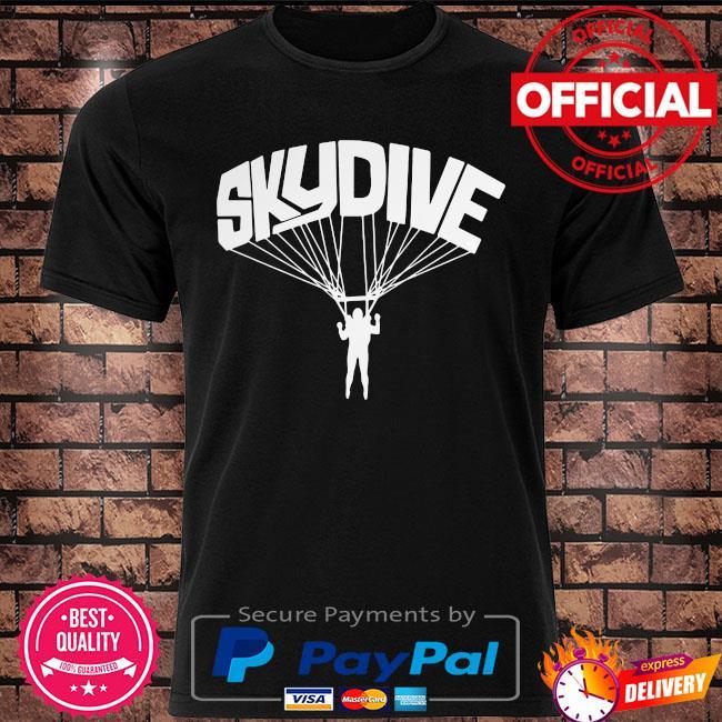 Skydive shirt