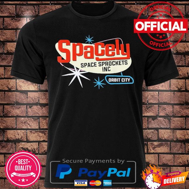 Spacely space sprockets inc shirt