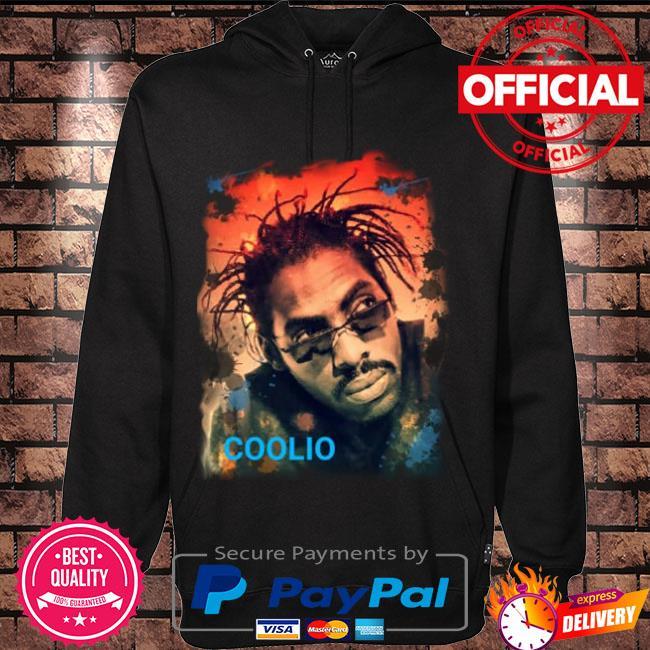 Coolio gangsta's paradise s Hoodie black