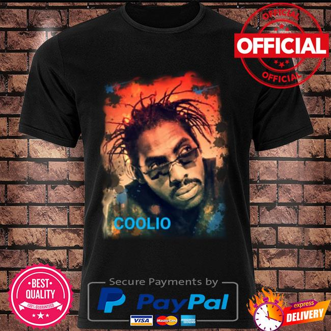 Coolio gangsta's paradise shirt