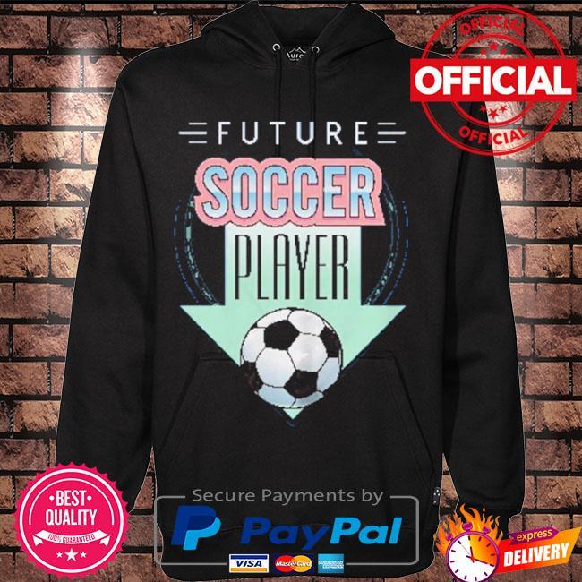 Future soccer player s Hoodie black