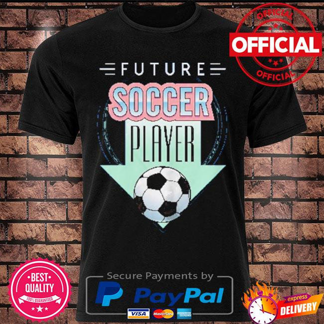 Future soccer player shirt