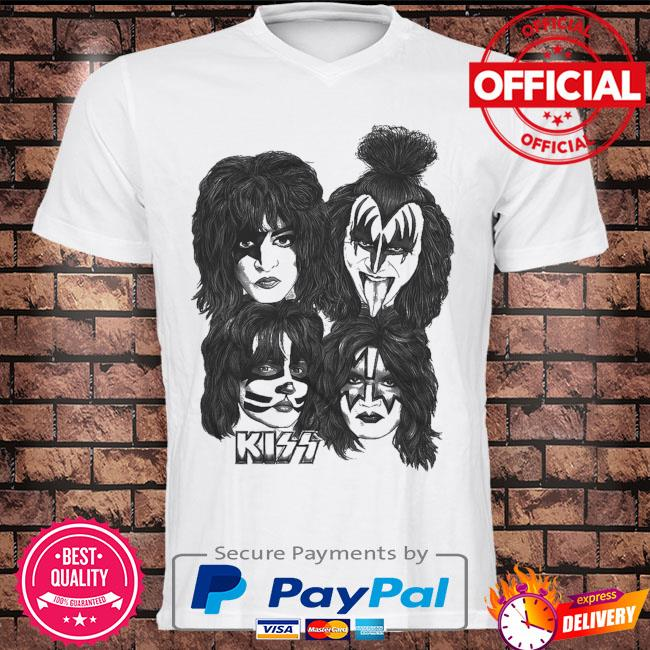 Kiss 2021 shirt