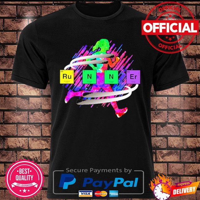 Running runner 2021 shirt
