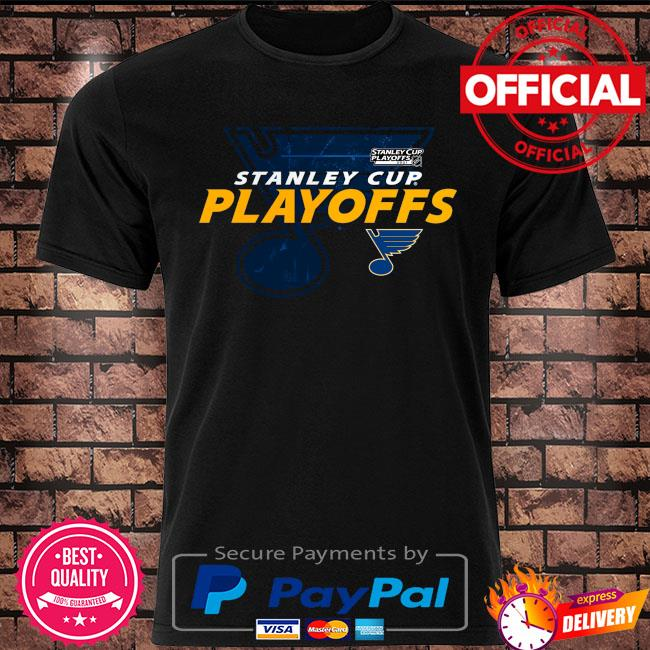 St Louis Blues 2021 Stanley Cup Playoffs NHL shirt