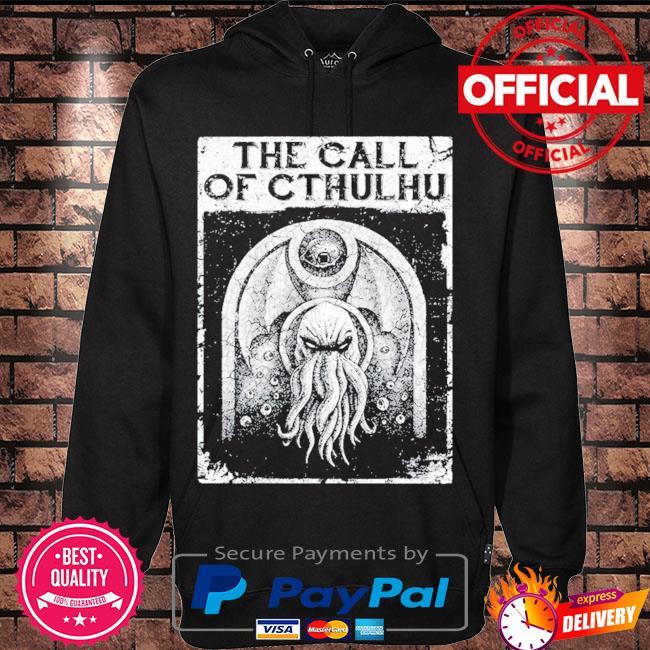 The call of cthulhu s Hoodie black
