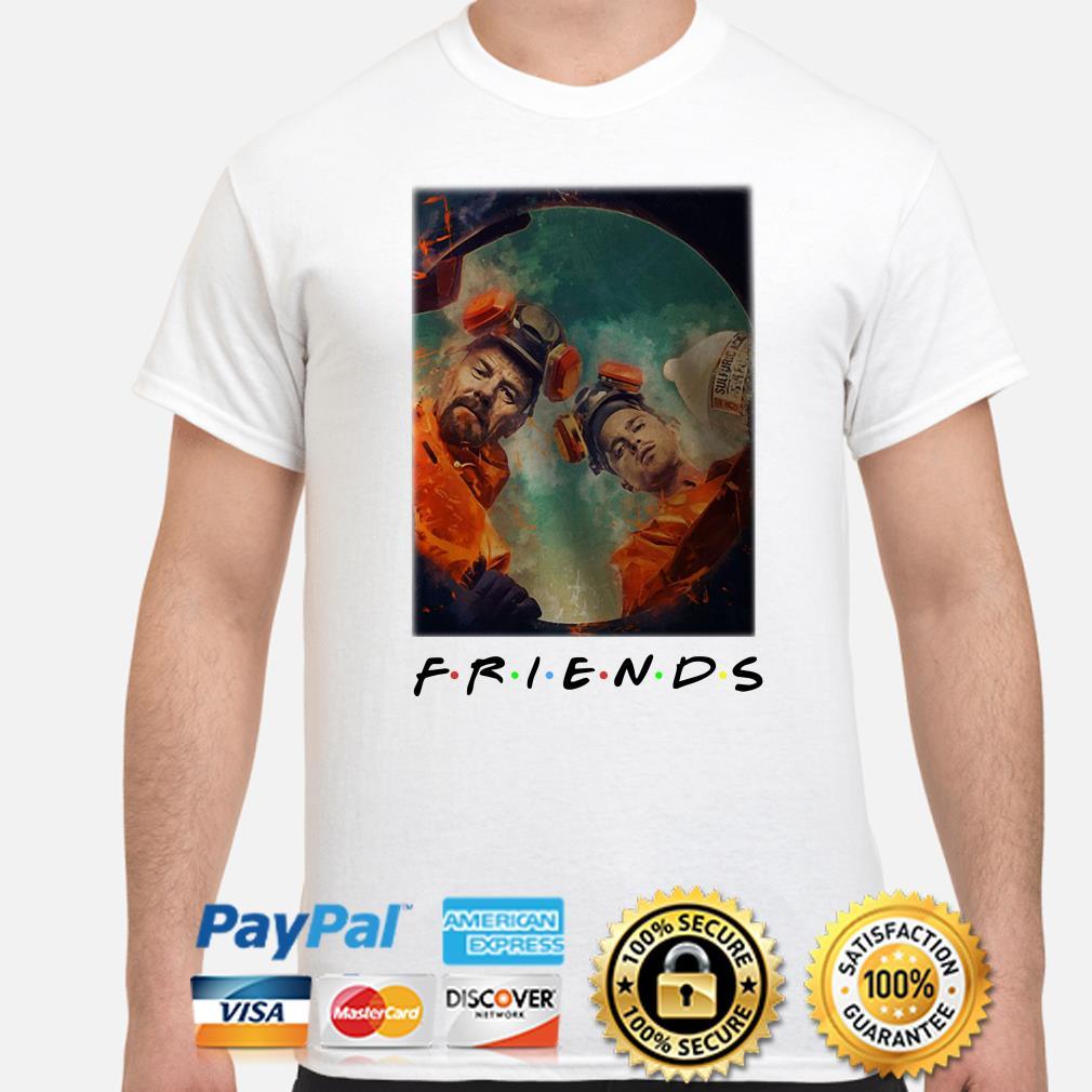 Breaking Bad Friends shirt