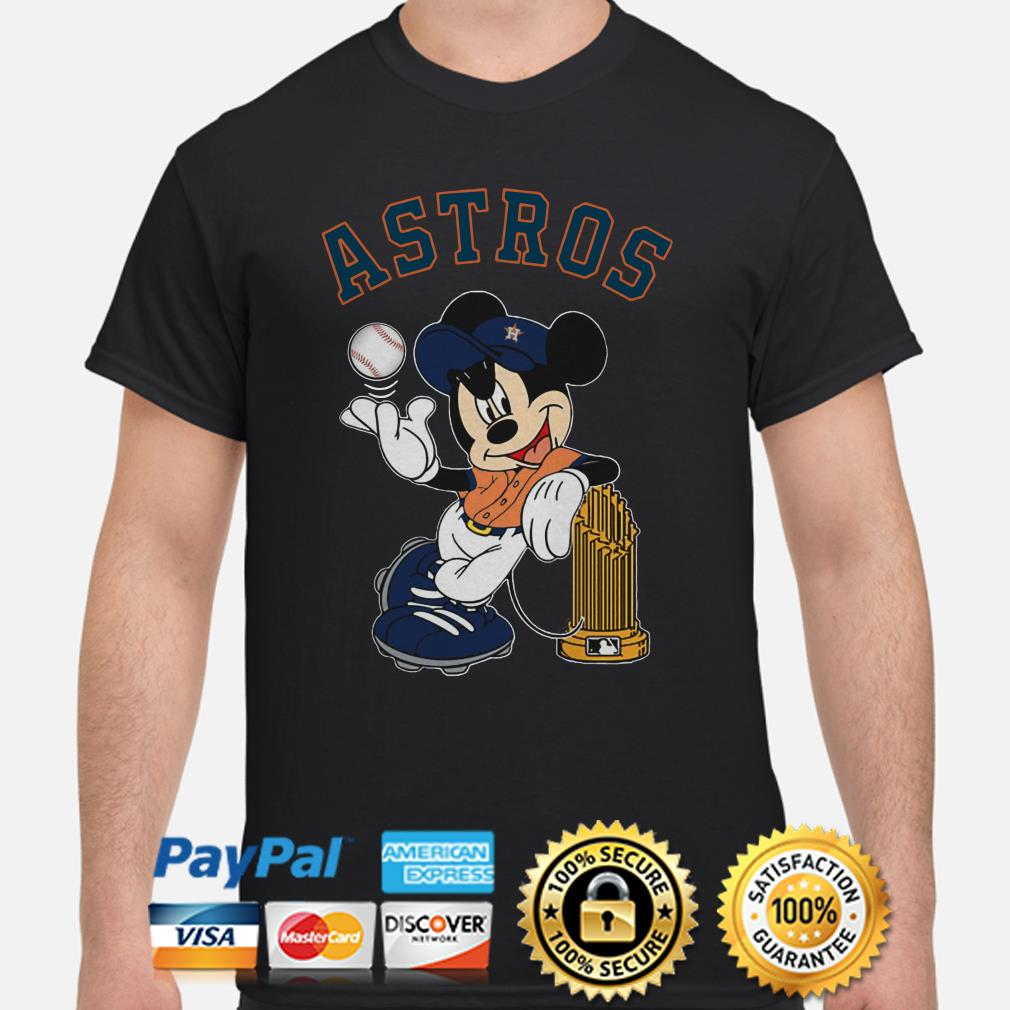 Mickey Houston Astros shirt