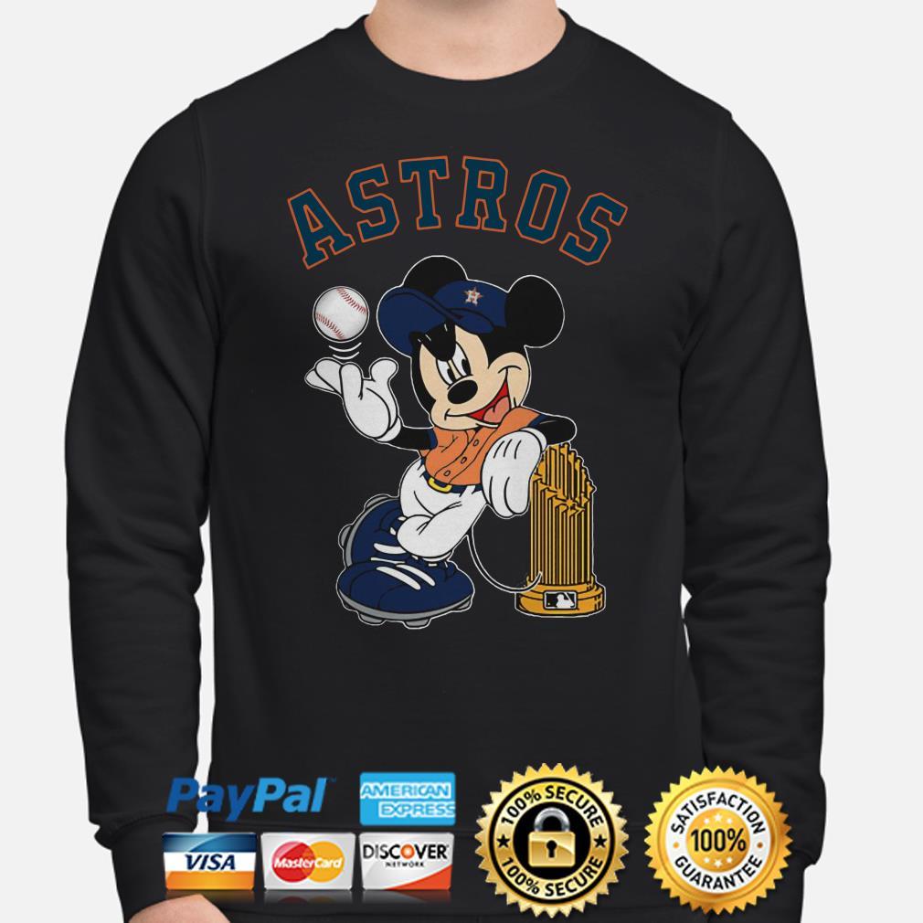 Mickey Houston Astros sweater