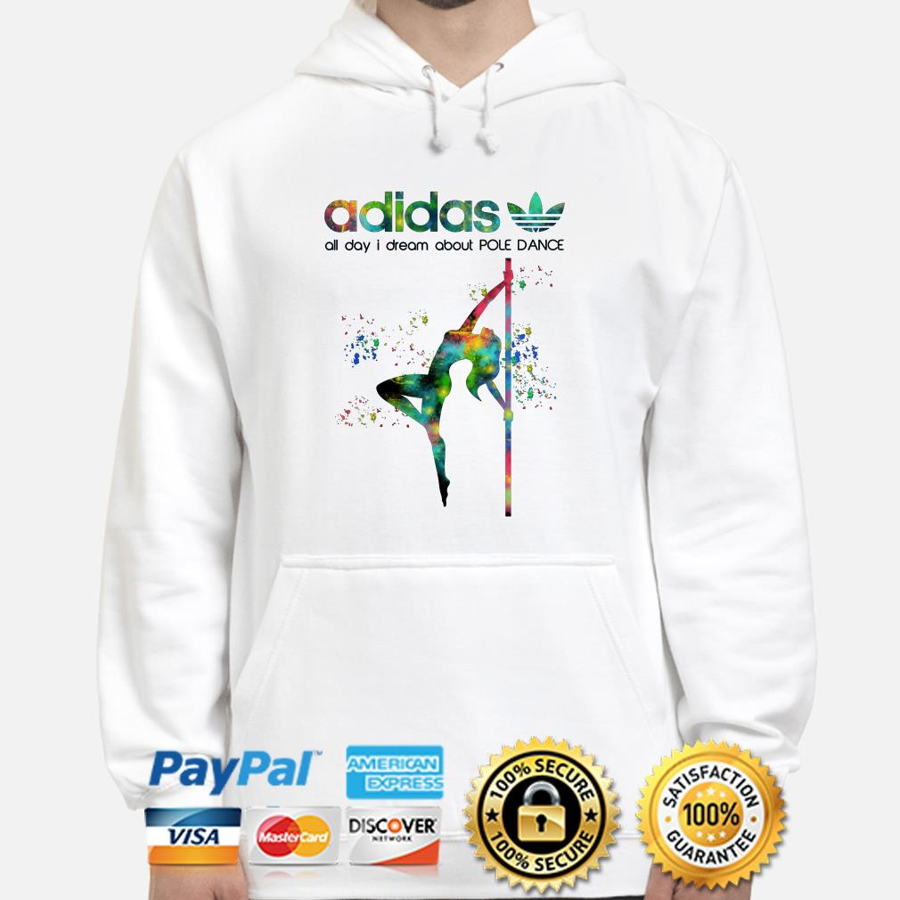 All day I dream about Pole dance Hoodie